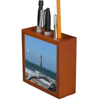 Morris Lighthouse And Tree Remains Desk Organiser