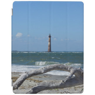 Morris Lighthouse And Tree Remains iPad Cover