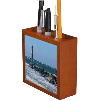 Morris Lighthouse Folly Beach Desk Organiser