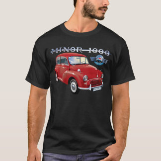 Morris Minor car T-Shirt