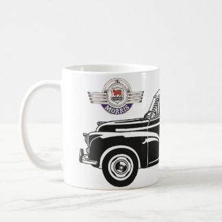 Morris Minor Car Vintage Hiking Duck Coffee Mug