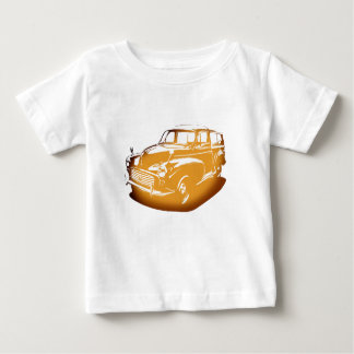 Morris Minor traveller Baby T-Shirt