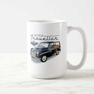 Morris Minor Traveller Coffee Mug