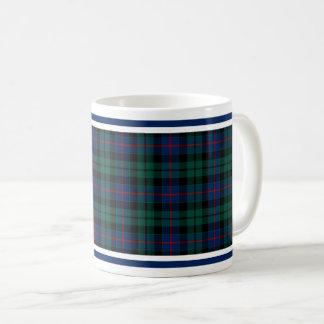 Morrison Clan Tartan Coffee Mug