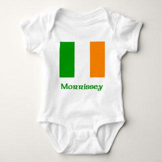 Morrissey Irish Flag Baby Bodysuit