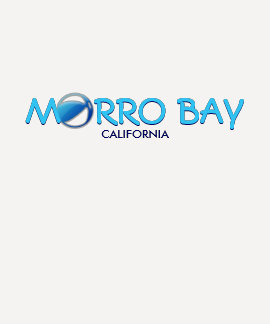 Morro Bay, CA - Ladies Baby Doll (Fitted) T Shirts