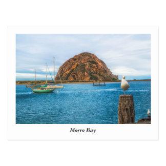 Morro Bay Postcard