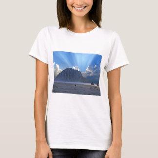 Morro Rock and Horses T-Shirt