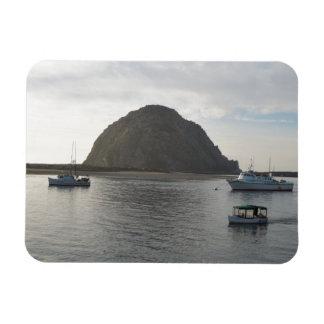 Morro Rock at Morro Bay, CA Magnet