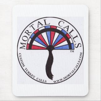 Mortal Calls Mouse Pad