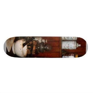 Mortar and Pestle in Drug Store Skate Board