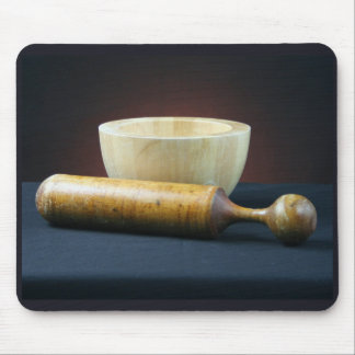 Mortar and Pestle Mousepad