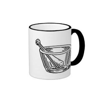 Mortar and Pestle Coffee Mugs