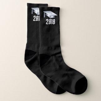 Mortarboard Cap Graduates Socks