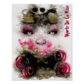 Morte De La Rose Poster
