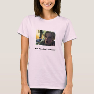 MOS: Broadcast Journalism - Customized T-Shirt