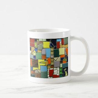 Mosaic 009 coffee mug