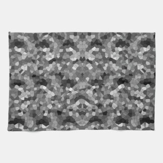 Mosaic #1 tea towels