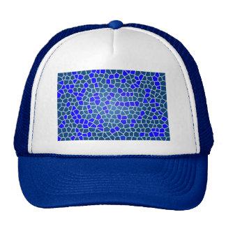 mosaic-269080 DIGITAL SNAKE SKIN ABSTRCT RANDOM m Trucker Hat
