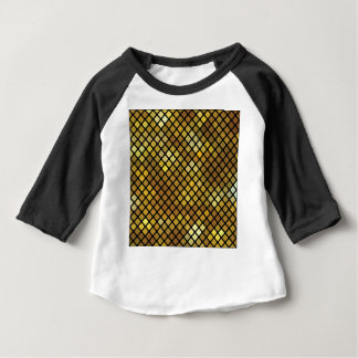 Mosaic Background Baby T-Shirt