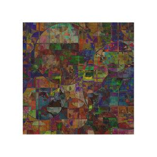 Mosaic Circles Wall Art