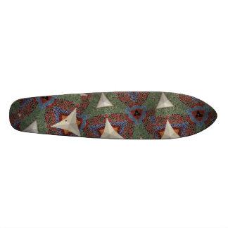 Mosaic FriedlanderWann design 20 Cm Skateboard Deck
