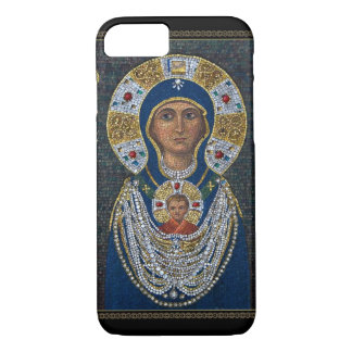 Mosaic icon from Murano island iPhone 8/7 Case