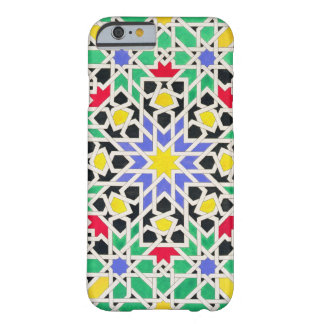Mosaic in the dado of the east side of the Tower o Barely There iPhone 6 Case