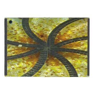 Mosaic iPad Mini Case with No Kickstand