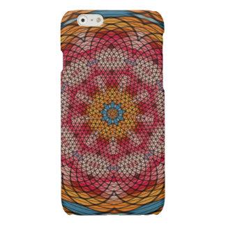 Mosaic kaleidoscope pattern