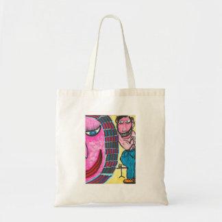 Mosaic Momma Canvas Bags