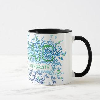 Mosaic mug