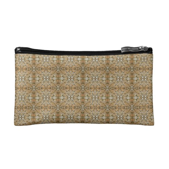 Mosaic of Brandy colour of the Alhambra Cosmetic Bag