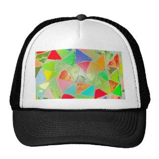 Mosaic Pattern Cap