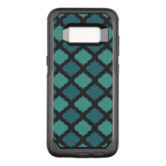 Mosaic pattern in arab style OtterBox commuter samsung galaxy s8 case