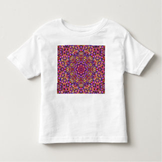 Mosaic Pattern Kids Shirts, many styles Toddler T-Shirt