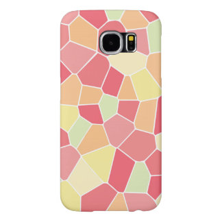 Mosaic pattern Samsung Galaxy S6, Barely There Samsung Galaxy S6 Cases