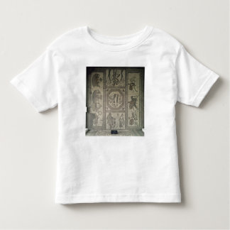 Mosaic pavement from the Roman villa at Low Toddler T-Shirt