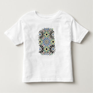 Mosaic Pavement in the Alhambra, from 'The Arabian Toddler T-Shirt