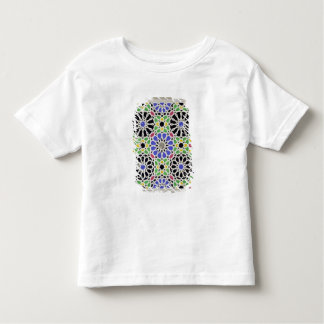 Mosaic pavement in the dressing room of the Sultan Toddler T-Shirt