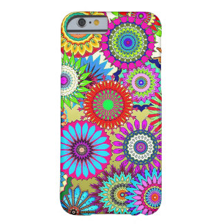Mosaic Pinwheels Barely There iPhone 6 Case