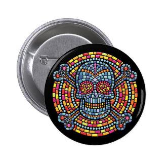 Mosaic Pirate-TIL Pin