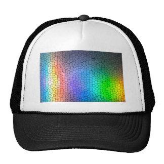 Mosaic Rainbow Cap