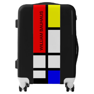 MOSAIC rectangles squares colored I + your ideas Luggage