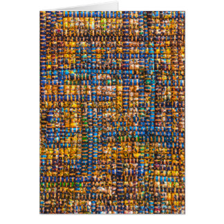 Mosaic Tapestry Card