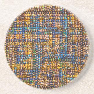 Mosaic Tapestry Coaster