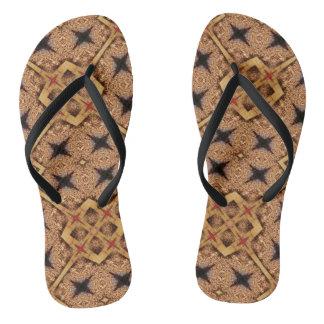 Mosaic Thongs