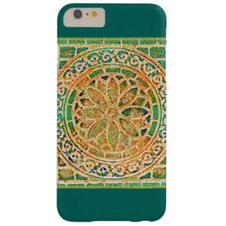 Mosaic tile medallion barely there iPhone 6 plus case
