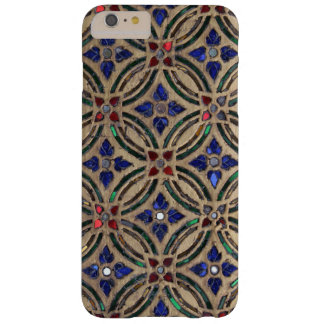 Mosaic tile pattern stone glass photo iPhone 6 cas Barely There iPhone 6 Plus Case