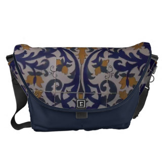 Mosaic Tiles Commuter Bags
